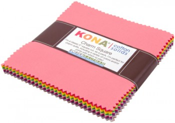 Kona® Cotton, Designer Palette Series by Rita Hodge of Red Pepper Quilts