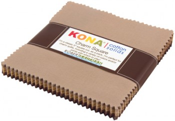 Kona® Cotton, Sediment palette