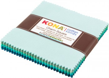 Kona® Cotton, Midnight Oasis palette
