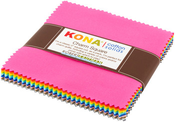 Kona® Cotton New Colors 2017