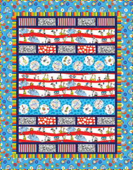 Let's Party quilt kit