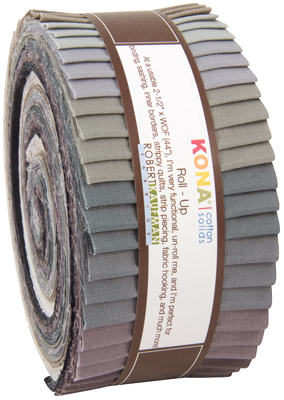 Kona® Cotton, Gray Area palette