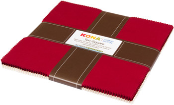 Kona &reg Cotton, Ruby and Snow colorstory