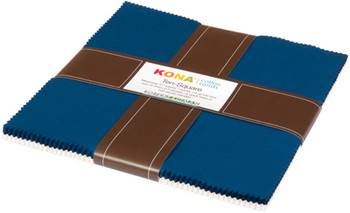 Kona ® Cotton, Prussian and Snow
