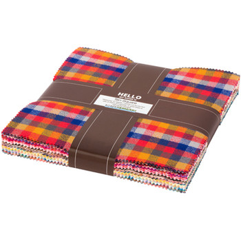 Mammoth Junior Flannel by  Studio RK - Warm Colorstory