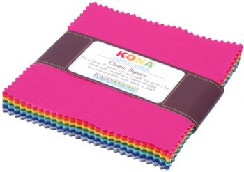 Kona® Cotton, Summer '13 palette