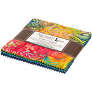 Pattern Artisan Batiks: Totally Tropical by Lunn Studios - Complete Collection