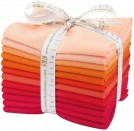 Kona® Cotton, Darling Clementine palette
