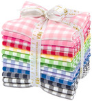"Carolina Gingham 1/4"", complete collection"