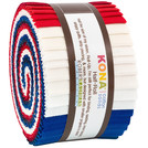 Pattern Kona® Cotton - Patriotic Palette