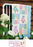 Project 3: Sunbonnet Sue quilt kit