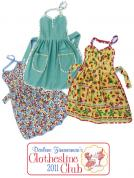 Project 5: Sweet Pickins Apron kit 3-pack