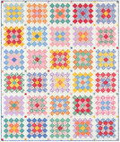 Pattern Granny Square Quilt Kit by Darlene Zimmerman - feat. Darlene's Favorites