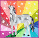 The Unicorn Abstractions by Violet Craft - feat. Violet Craft Modern Classics