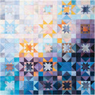 Dawn Star Quilt Kit by Jennifer Sampou - feat. Sky