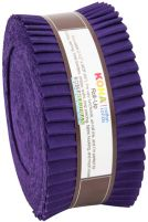 Pattern Kona® Cotton, Purple