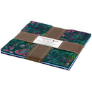 Pattern Artisan Batiks: Lively Garden by Lunn Studios - Complete Collection
