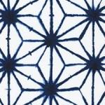 SB-850257D4-100/% cotton fabric Shibori Blues Robert Kaufman Navy
