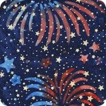 Artisan Batiks: Land of Liberty